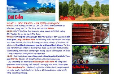 PHÚ QUỐC-LẶNG NGẮM SAN HÔ